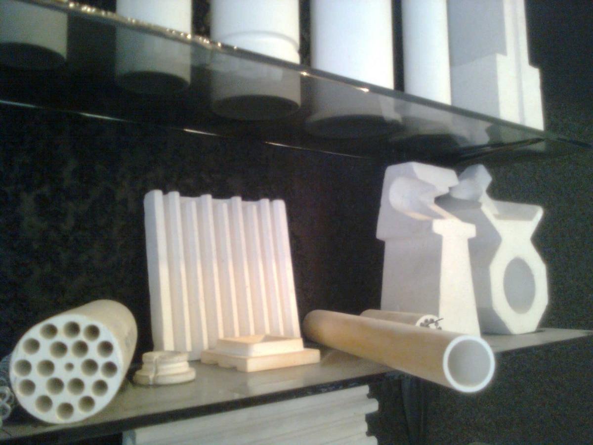 Fabricaci n de piezas de cer mica for Ceramica fabricacion
